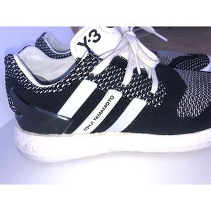 6385cceb7 adidas Shoes - ADIDAS Rare Men s Y-3 Pure Boost ZG Knit Sneakers